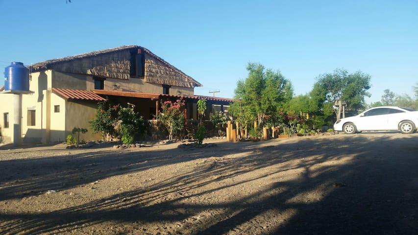 "Rancho Espinoza ""The Loft"""