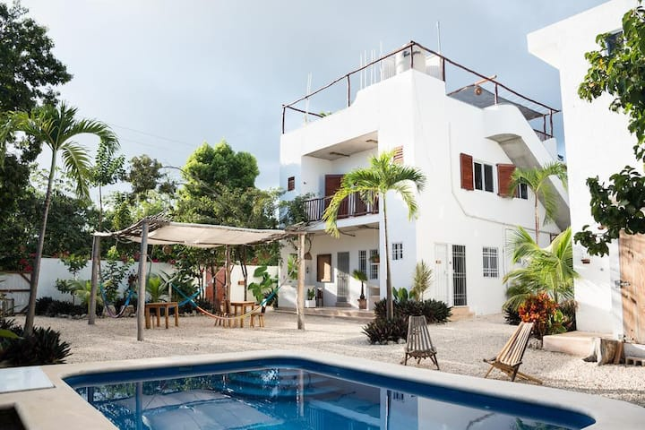 ❤ TULUM  BOUTIQUE HOME!