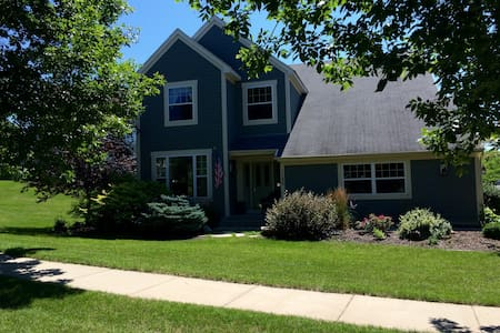 4 Bedroom Home, Less than 4 miles from Hazeltine