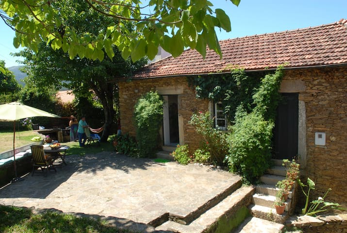 Casa de campo Rustica em Caminha - Venade - Villa