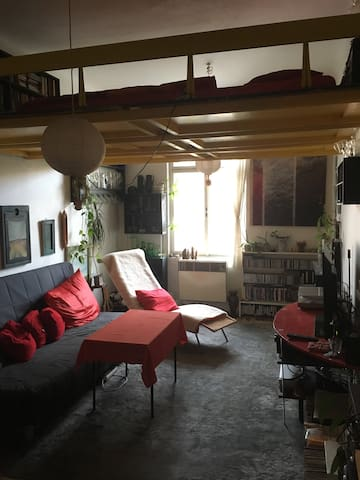 Cozy room near to the center