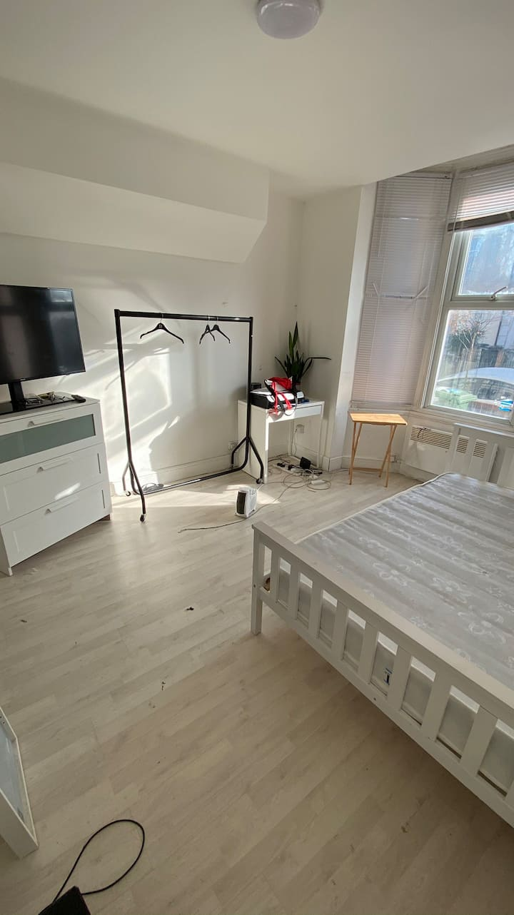 Private Minimalistic Studio Space Available now!