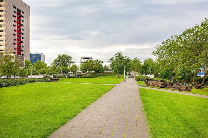 Centrum Rotterdam, loopafstand Centraal Station