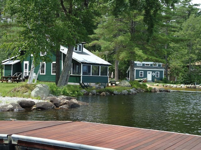 The Lake Cottage at Gilmore Camps