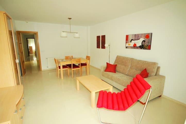 LOS SAUCES 2 BEDROOM 4 PEOPLE - Godella - Byt
