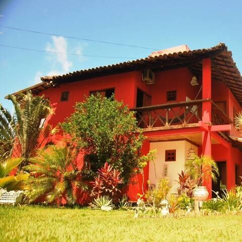 Pousada Villa Mares - Maraú - Bed & Breakfast