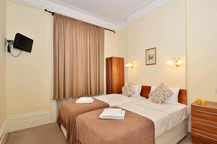 Central London, Great value, Twin room
