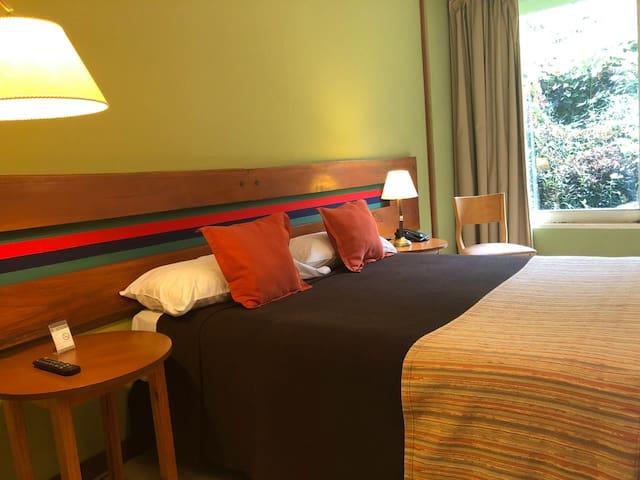 Excelentes habitaciones en hotel 4*