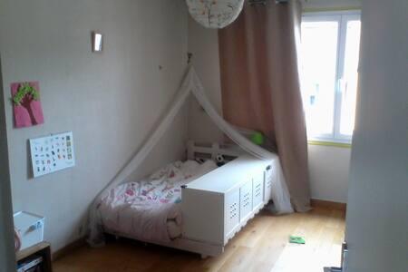 Idéal couple + enfant, entre Disneyland et Paris - Fontenay-sous-Bois - Apartment