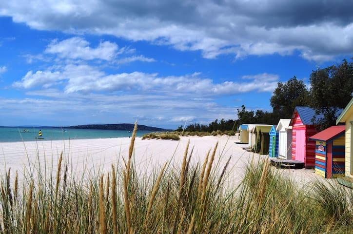 Beach House McCrae - Mornington Peninsula - McCrae - Talo