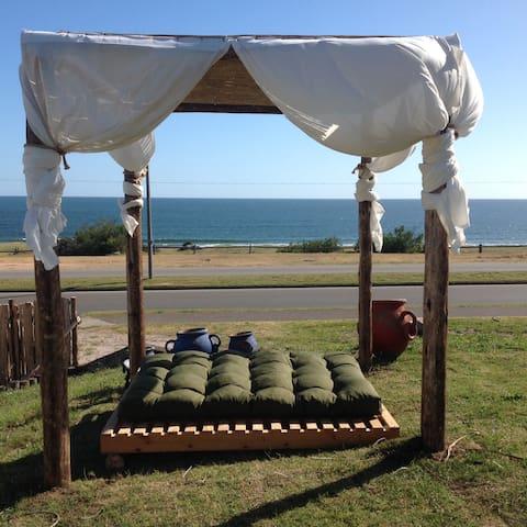 4) 4 BEDS DORM - HABITACION DE 4 CAMAS