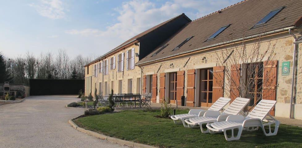 Gîte Au Domélia Provinois - Cerneux - Hus