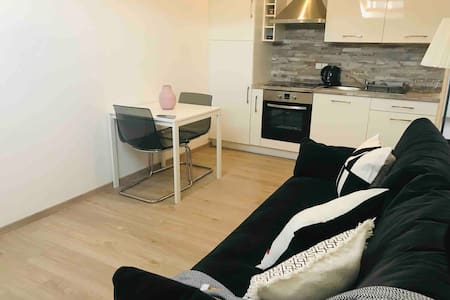 Moselle's Cocoon - Comfy 40m² Studio Center Remich