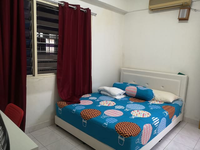 Simple Cozy Home, 1BR, Near MRT, PPUKM, KL Sentral