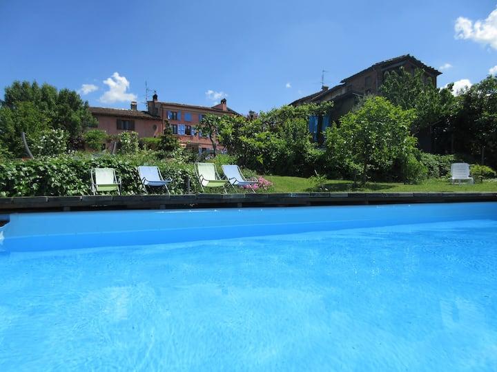 GLICINE - Villa Gaia