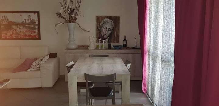 Michele e Paolo. Camera Singola con Bagno Privato