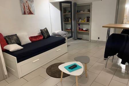 Agréable studio centre ville de Dijon