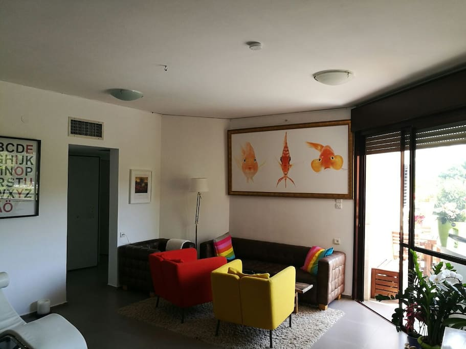Living Room Sofa, Arm Chair and Coffee Table