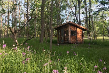 Candlelit Cabin Glamping - Ithaca