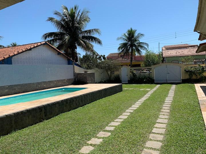 Linda casa de praia em Saquarema