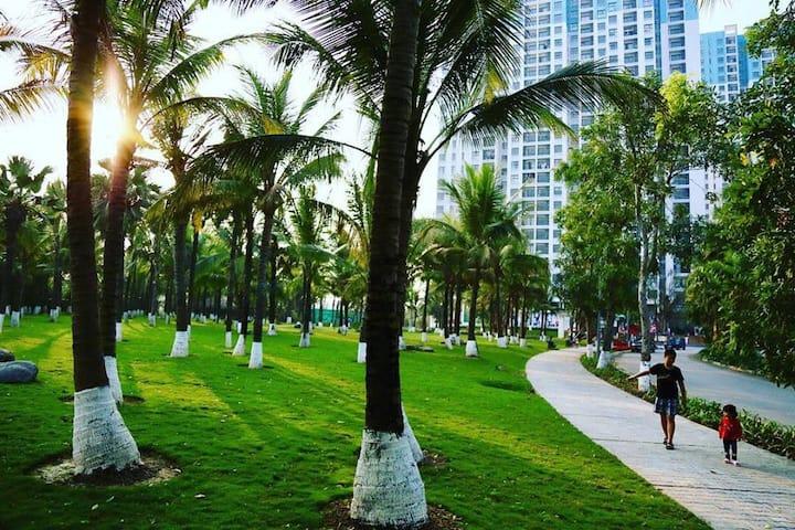 Hanoi Greenpark Apartment, Full Stay/Free WiFi