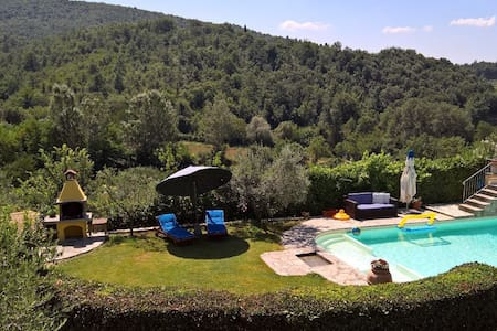 Natural, Relaxing & Funny Farmhouse - Arezzo - Villa
