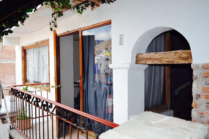 Escondite Mirador / Studio Apartment - Guanajuato - Apartemen