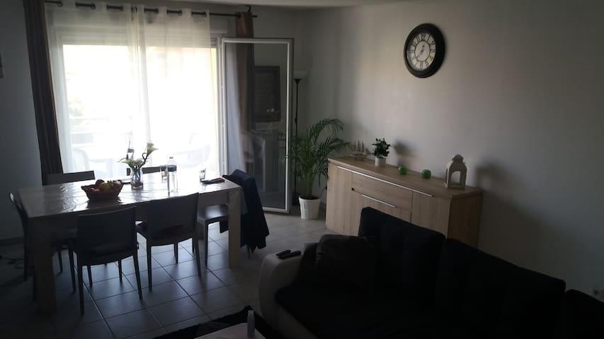 très beau appartement 10mn de centre ville - Toulouse - Apartment