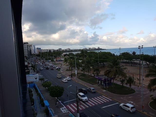 Apartamento Beira a mar em Maceió