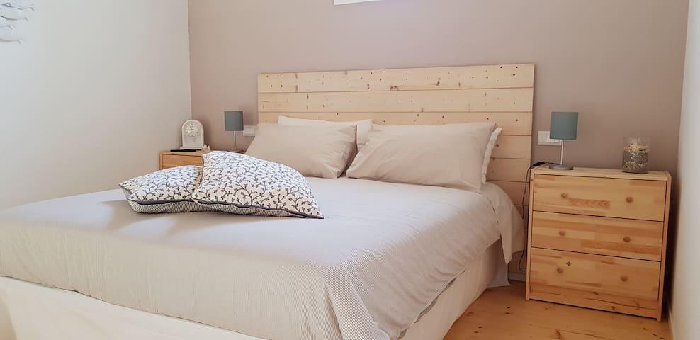 Solelunae suite indipendente con soppalco in villa