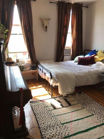 Sunny East Williamsburg Apartment
