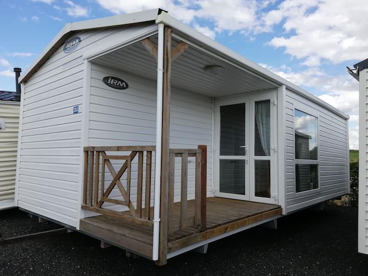 Mobil home 2/3 chambres pour séjour professionnel