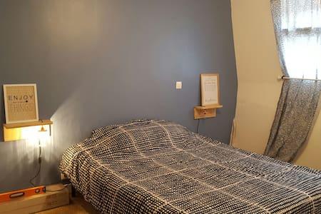Chambre bleue privée - Lambersart