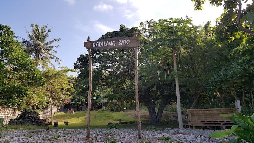 Batalang Bato Beach House- Private. Anilao Mabini