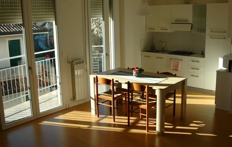 Newly Renovated Big Flat Near Venice - Treviso - Apartment