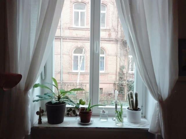 Hübsches Zimmer in der Oberstadt