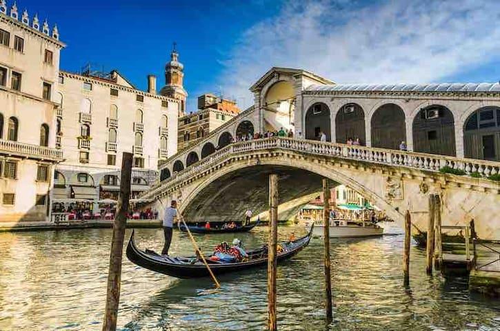 Rialto Apartment - The heart of Venice