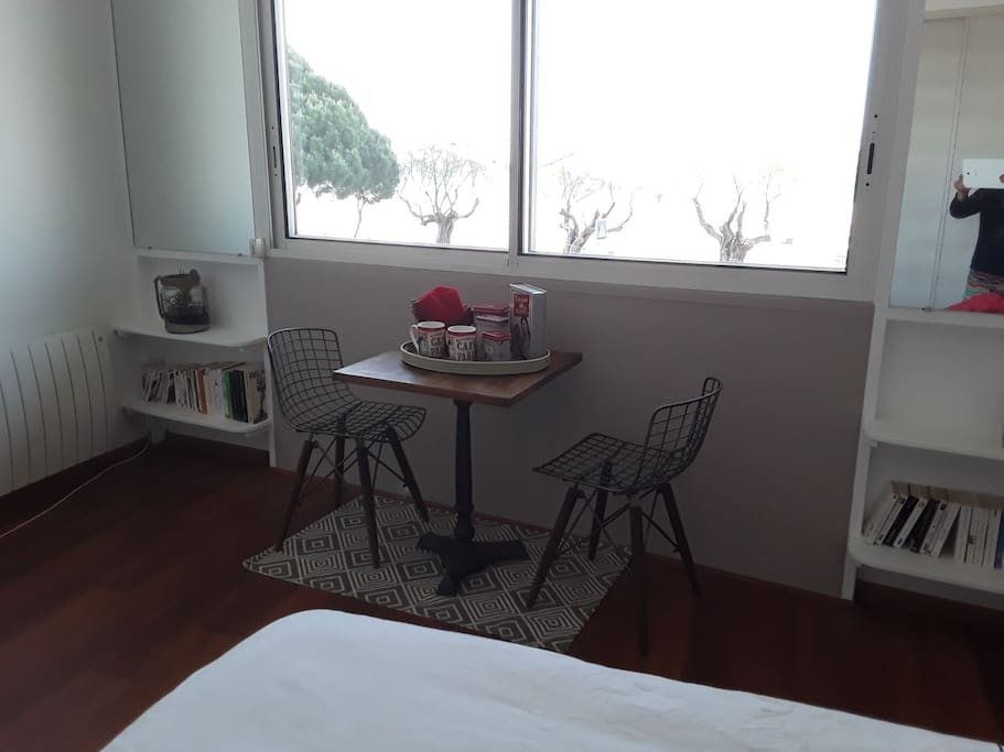 Chambre d'hote / guest room