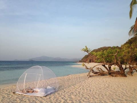 Linapacan Private Island Tour and Camping