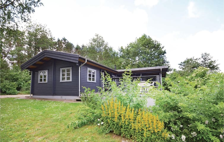 Holiday cottage with 3 bedrooms on 75m² in Nykøbing M