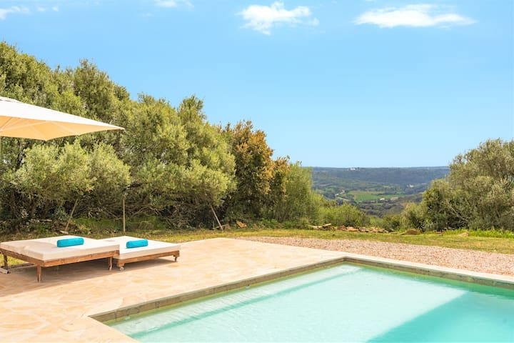 ★Finca Granada-private Pool★views★free WiFi★
