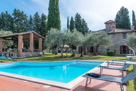 CASA TORRIONE 14, Exclusivity Emma Villas - Paciano - Villa