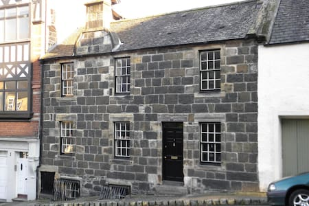 Town centre traditional house - Stirling