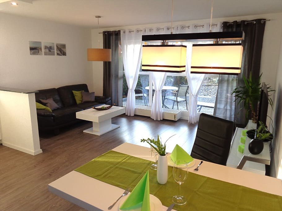 Seegarten apartments for rent in kressbronn am bodensee for Apartment bodensee