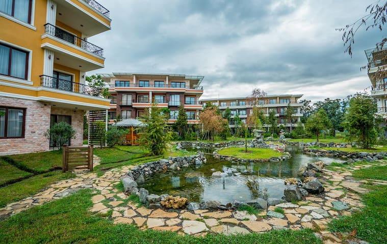 Dreamland Oasis Chakvi Apartment
