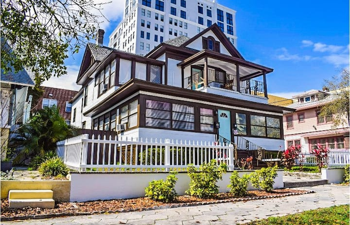 Downtown St. Pete Walkable Location - #14