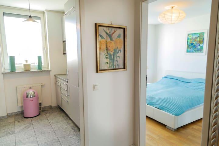 Beautiful apartement in Munich´s prime location