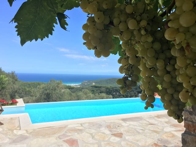 Beautiful Country Italian Villa Pool Sea Puglia - Vico del Gargano