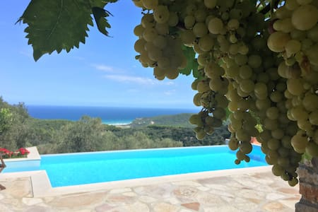 Beautiful Private Italian Villa Pool Sea Puglia - Vico del Gargano - Villa