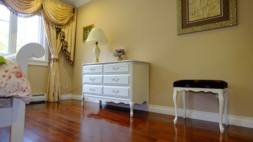 French provincial furnished